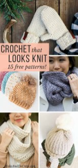 Knit Crochet Patterns Crochet That Looks Like Knitting 15 Free Modern Patterns
