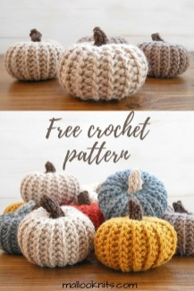 Knit Crochet Patterns How To Make Adorable Crochet Pumpkins That Look Knit Mallooknits