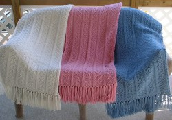 Knitted Afgan Patterns to Keep You Warm Aran Afghan