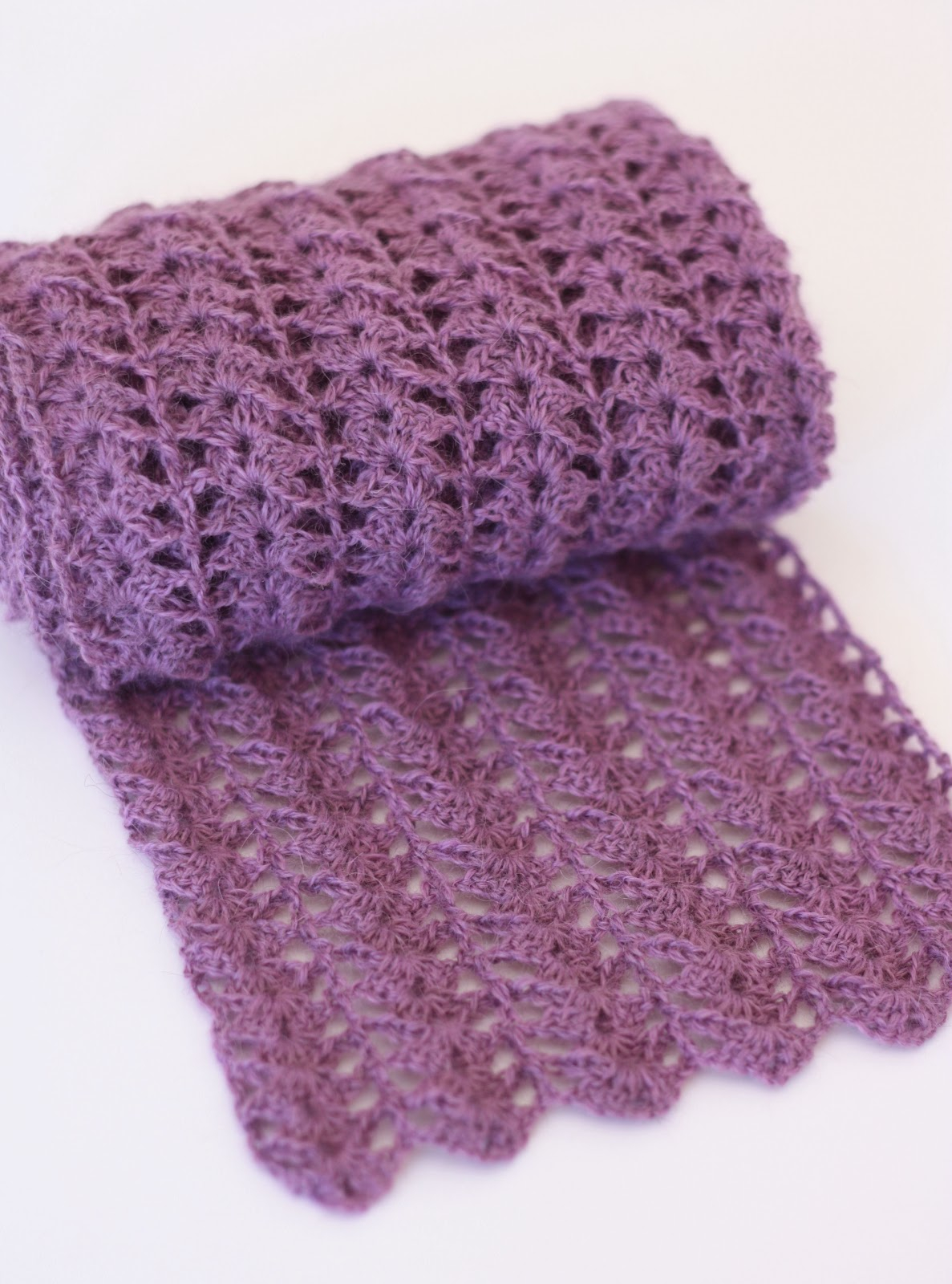 Scarf Crochet Pattern Free to Upgrade Your Winter Style Crocheted Scarf Free Pattern A Spoonful Of Sugar