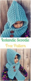Scoodie Crochet Pattern Free Crochet Hoodie Scarf Scoodie Free Patterns Crochet And Knitting