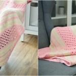 Diagonal Stone Blanket