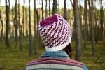 Duende Mosaic Crochet Hat