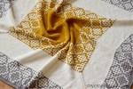 Carina Rectangle Crochet Blanket - free pattern