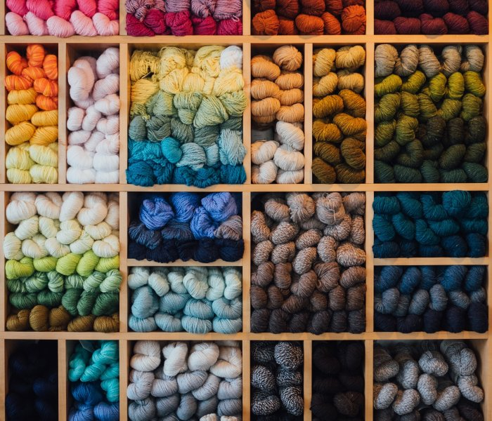 Choosing the right yarn weight