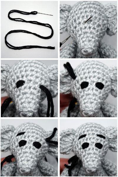 Henry Elephant Eyes