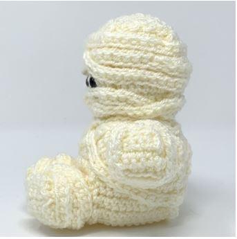 Mummy Amigurumi Crochet Pattern My Crochet Wish How to keep a mummy. mummy amigurumi crochet pattern my