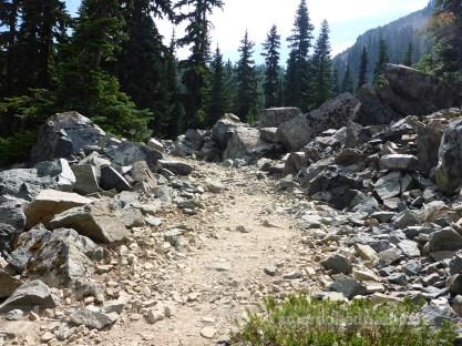 I like this trail