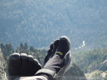 Shoe shot and Ingalls Creek
