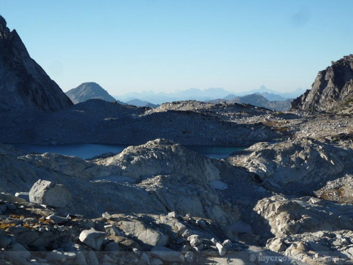 Peaks through Aasgard