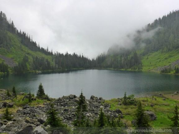 Lake TwentyTwo from the far end