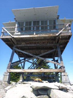 Granite Mountain Lookout