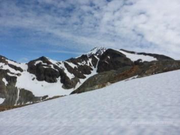 Just below Glacier Gap