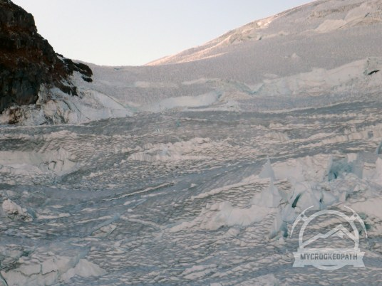 Ingraham Glacier