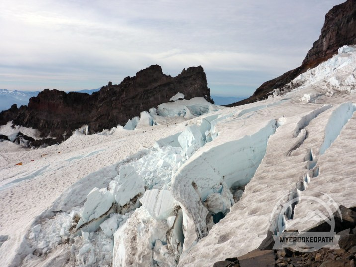 The Ingraham Glacier
