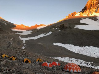 Camp 2 ~16K feet