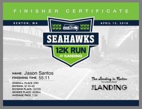 Seahawks 12K - PR