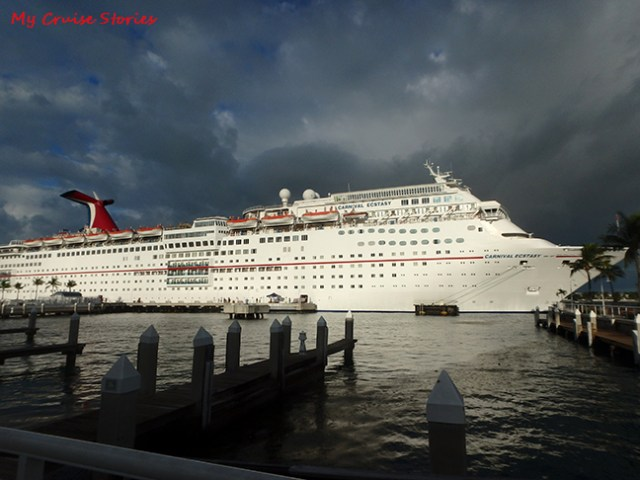 Carnival Ecstasy Cruise Stories