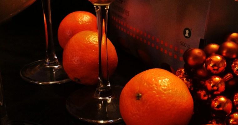Caramelised Orange Panacotta
