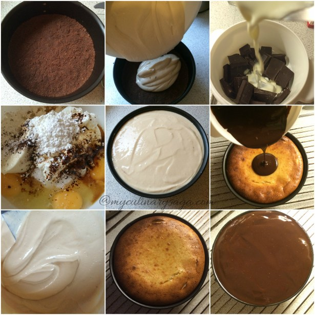 cheesecake Collage