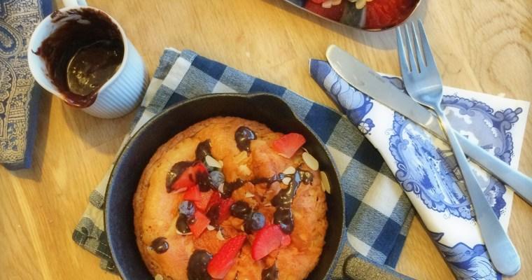 Dutch Baby Pancake – Pancake Party