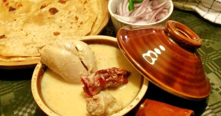 Chicken / Murg Rezala