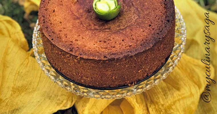 Lemon Polenta Cake – Gluten Free