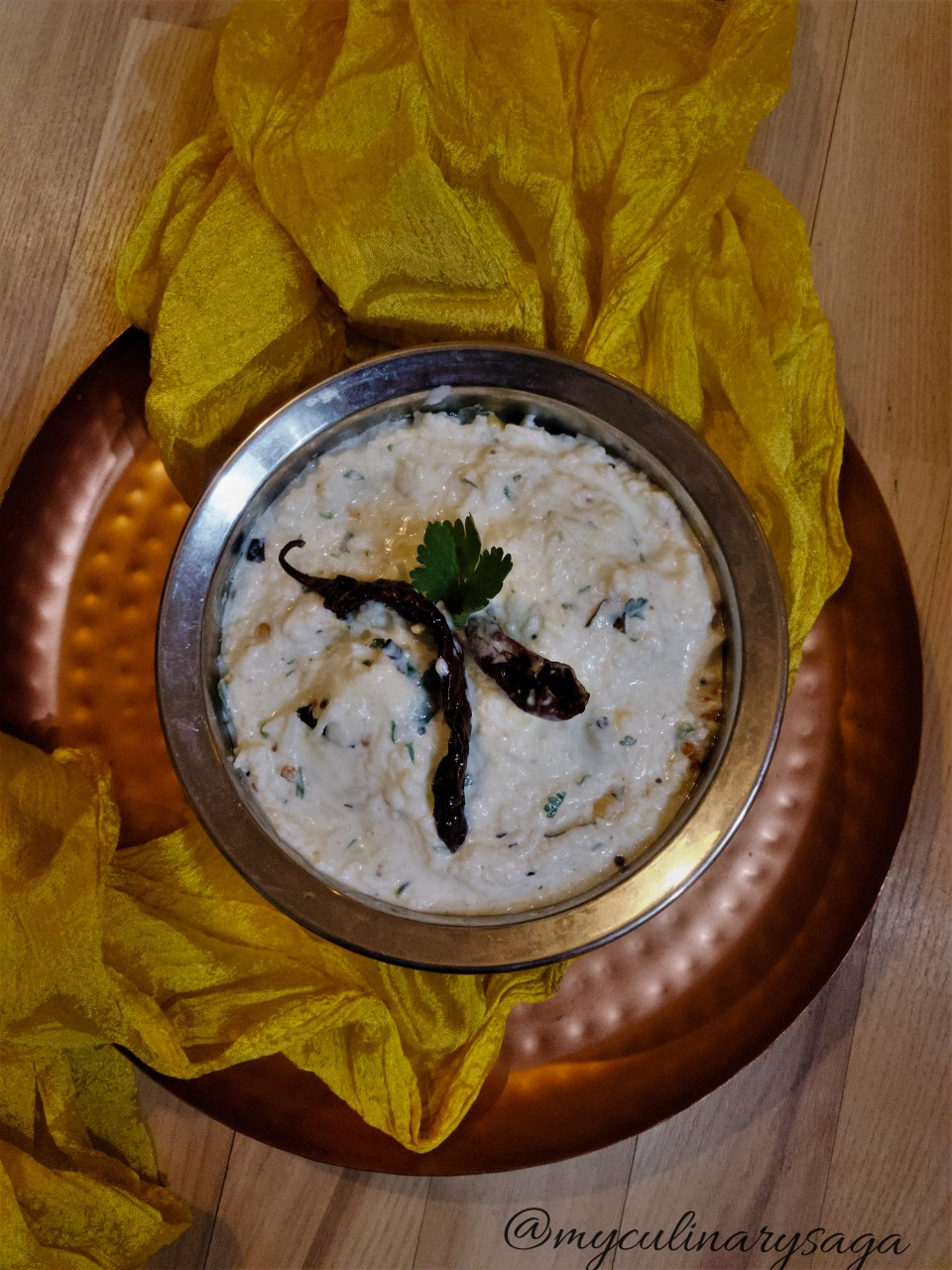 how to make curd rice coorg recipe