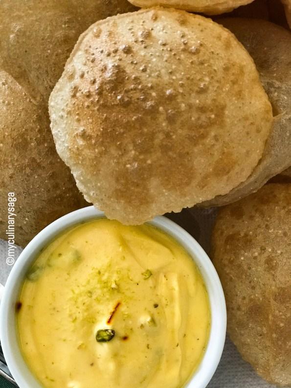 Mango Shrikhand or Amrakhand