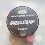 Review: Lush Lipscrub Bubblegum