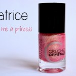 Review: Catrice crushed crystals – call me a princess