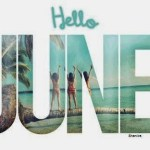 New Month: June