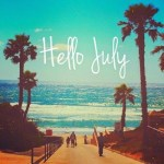 New month: july