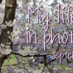 My life in photo's – september #4