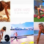 Fitspiration #6 – Work hard & see the results.