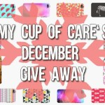 My Cup of Care's December Give Away!  #2