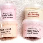 Review: The Beauty Bakery scrub, frosting, butter & hair mask