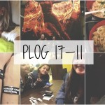 Plog 17-11: The Hunger Games marathon & b'day zusje