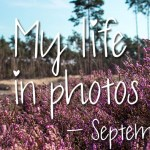 My life in photos – september 2019 #1