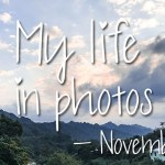 My life in photos – november 2019 #3