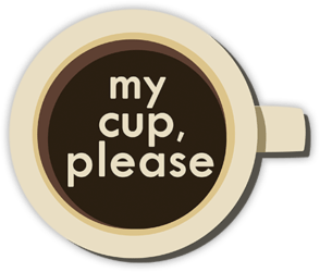 My cup, please | Ро��и�