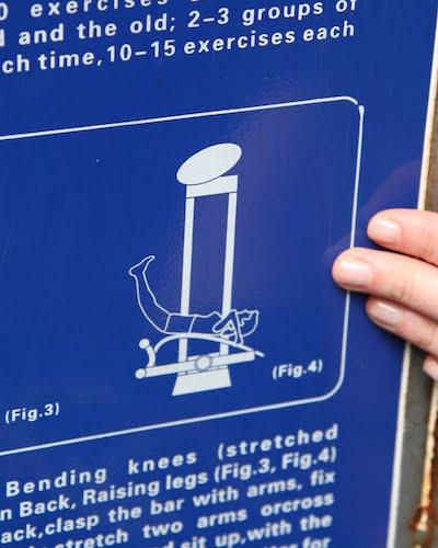 diagram of impossible leg bending