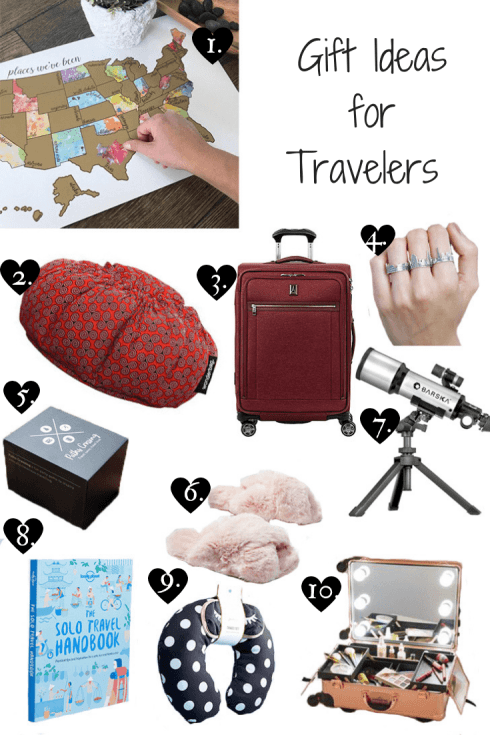 Gift Ideas for Frequent Travelers: Gift Ideas for Travel Lovers