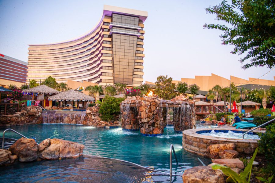 5 Kid Friendly Activities At Choctaw Casino Durant My Curly