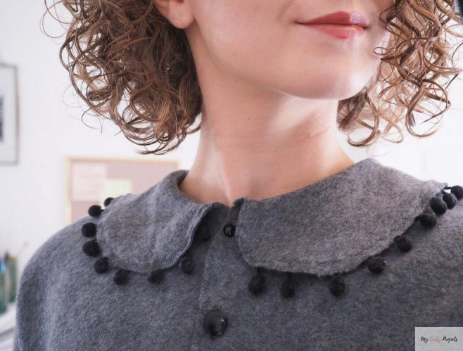 DIY Simple Peter Pan Collar