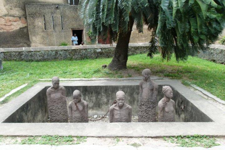 memorial slave market, Stone Town