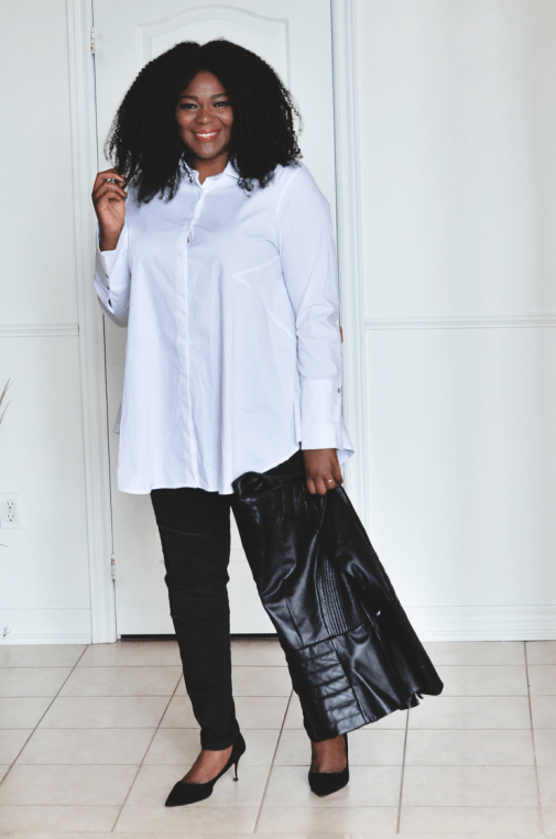 How to build a minimalist wardrobe ? see more on mycurvesandcurls.com