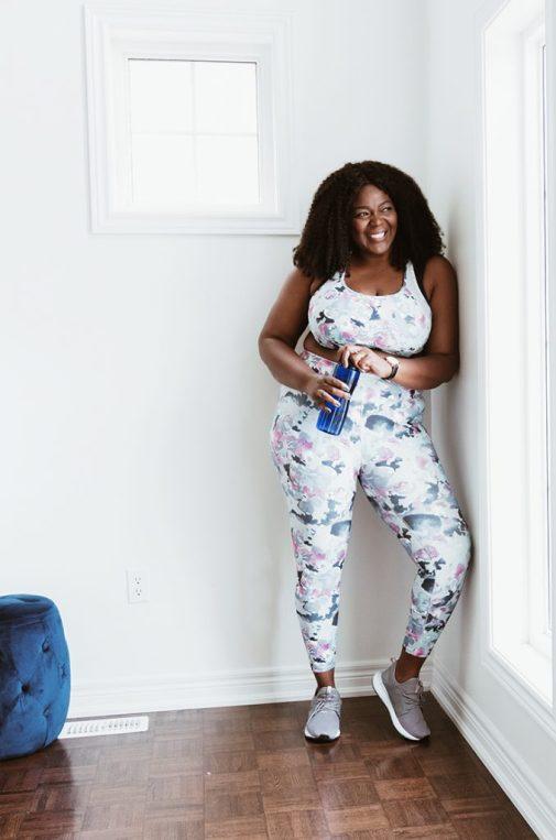 Assa cisse plus size workout clothes walmart review