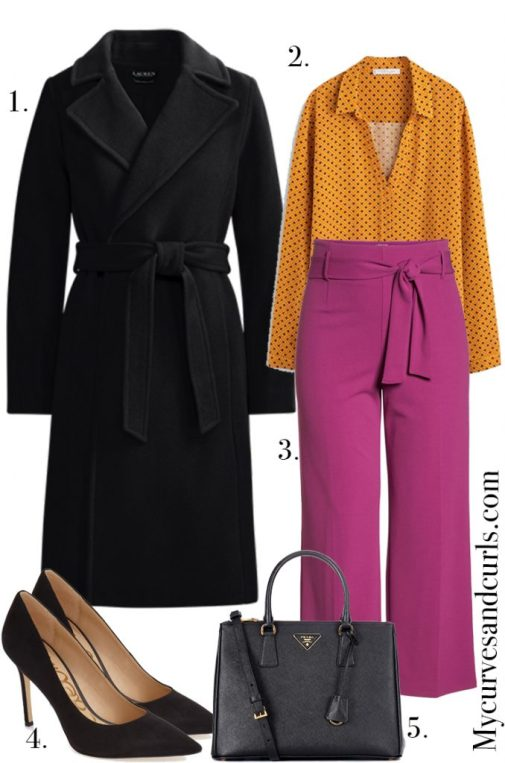 4 Spring Work Outfit Ideas That Will Brighten Your Day  Plus size Fashion for women