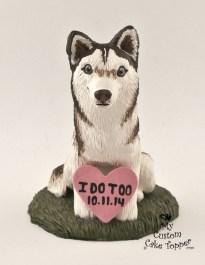 Rowena's Husky Dog